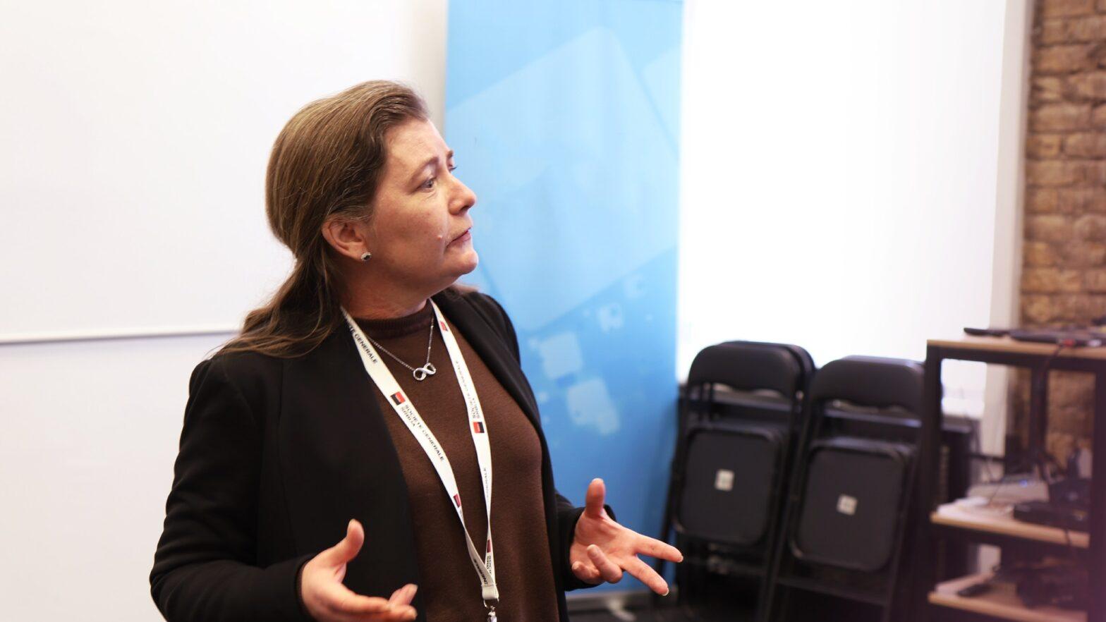 Founder of De Kamer Jeannine van der Linden on Being a Third Generation Entrepreneur